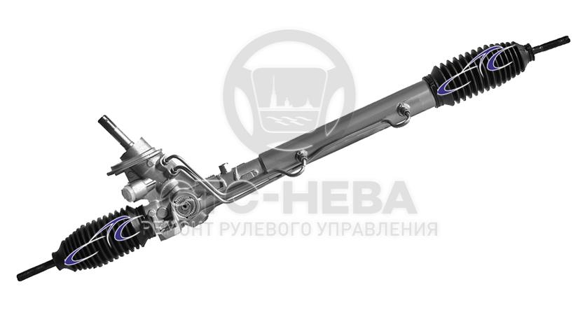 Рулевая рейка фольксваген шаран ремонт своими руками